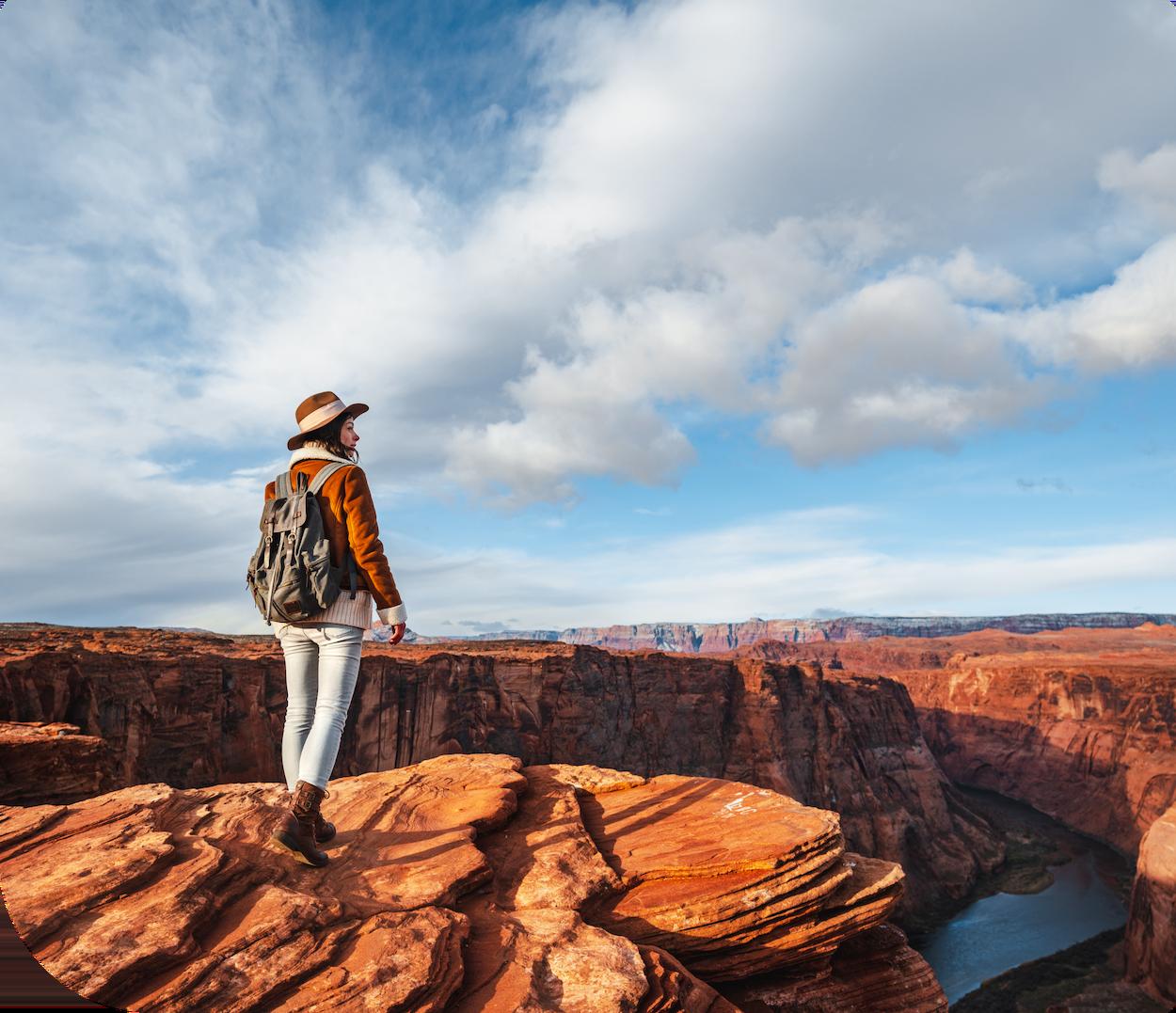 Arizona canyon Medical Weight Loss Medication background photo
